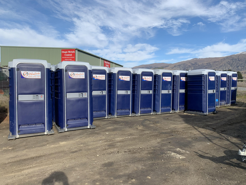 Wastech Portable Toilets